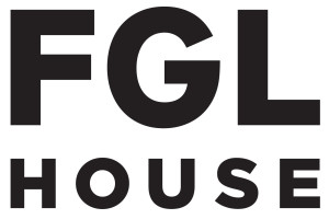 Florida Georgia Line's logo of their restaurant and entertainment venue, FGL HOUSE, in Nashville, TN. (PRNewsfoto/Florida Georgia Line)
