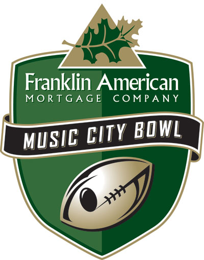 Franklin American Mortgage Music City Bowl Official Logo