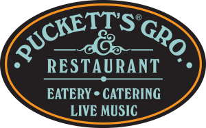 Puckett's Color Oval Logo